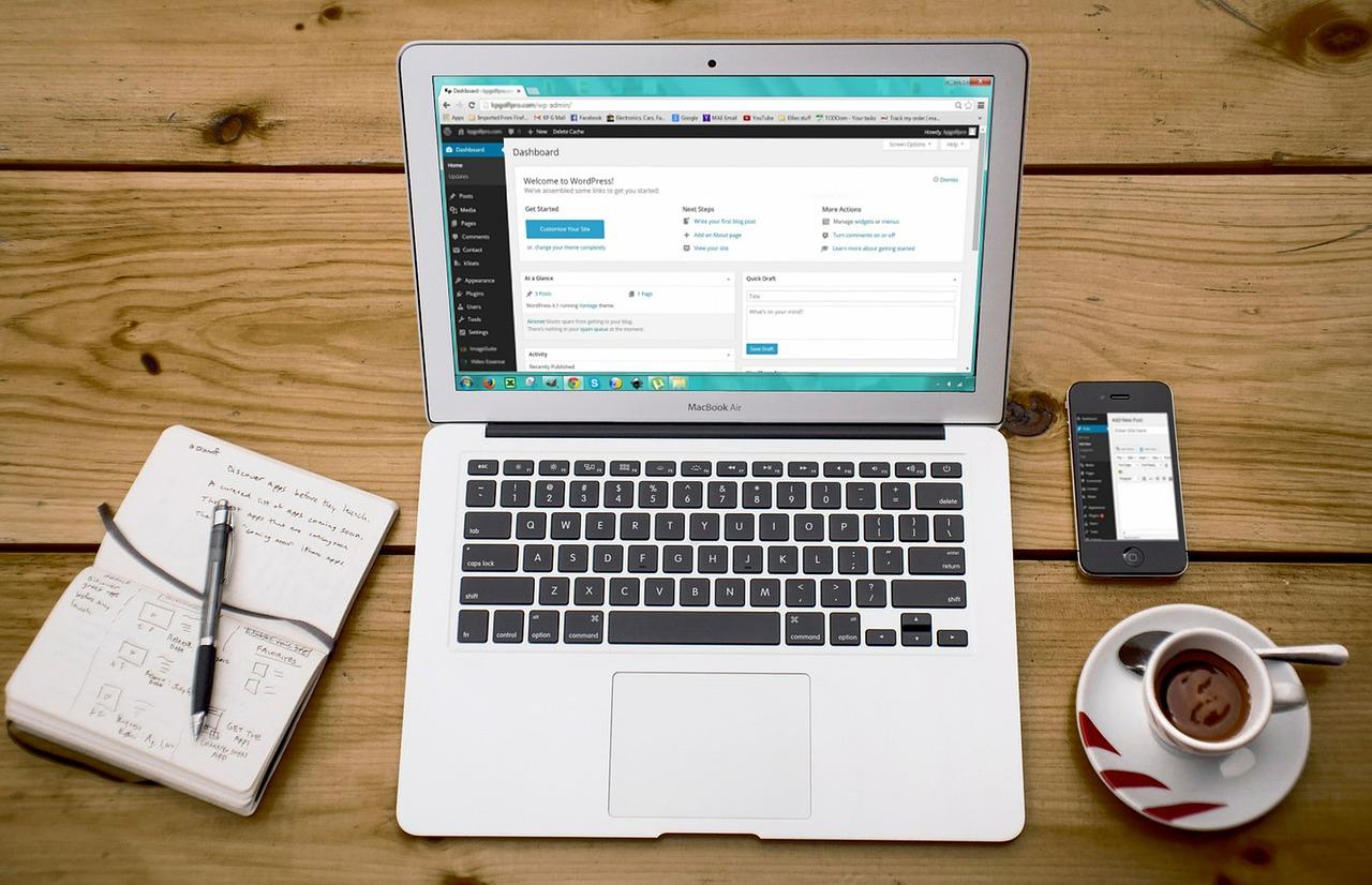 Créer un site WordPress pour communiquer sur son entreprise